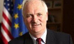 John Bruton Taoiseach Vice Chairman of Co-operation Ireland
