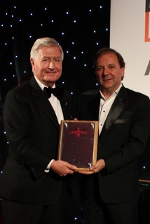 Christopher Moran Outstanding Contribution London Lifestyle Award