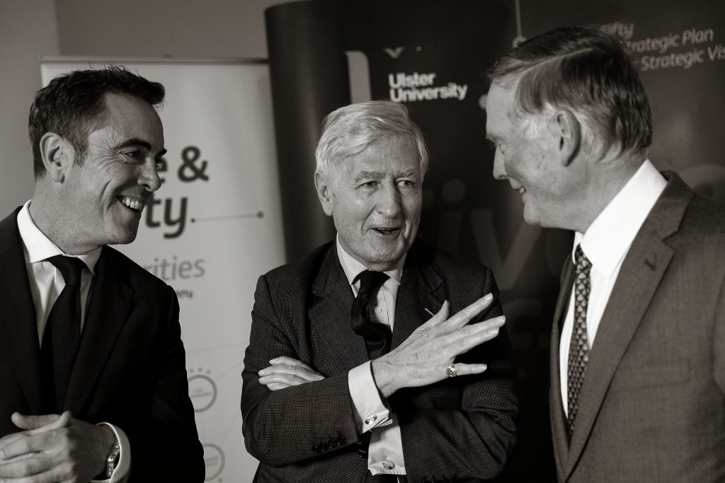 Dr. Christopher Moran James Nesbitt Ulster University Chancellor Lecture