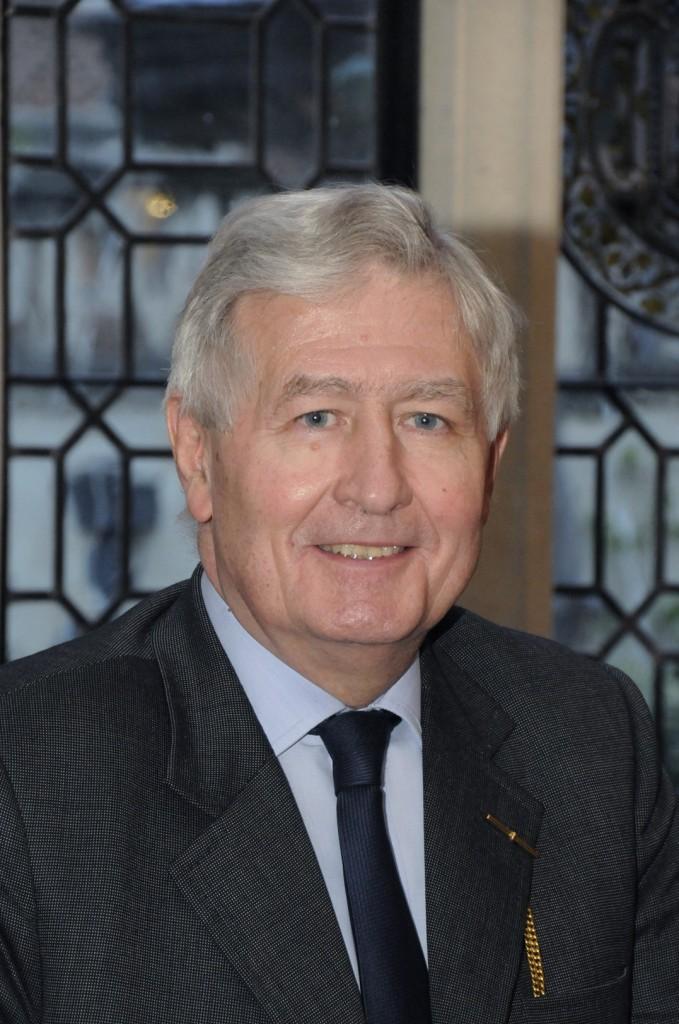 Dr. Christopher Moran Crosby Hall Headshot