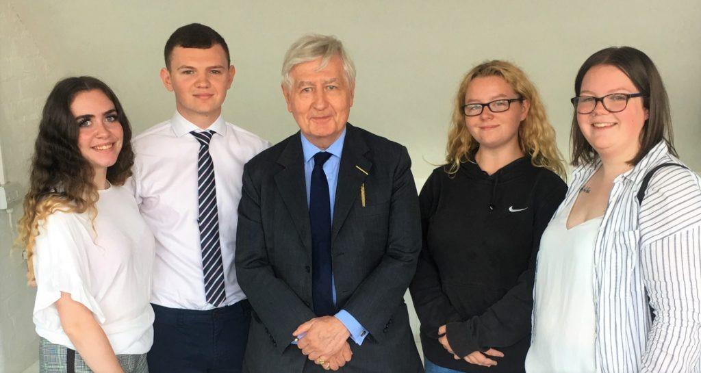 Dr Christopher Moran Cooperation Ireland Together Apart Brexit